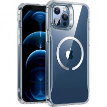 ESR Sidekick Hybrid Case - Magsafe Compatible - iPhone 12 & 12 Pro | Clear