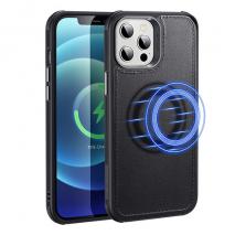 ESR Metro Vegan Leather Case - MagSafe Compatible - iPhone 12 Pro Max | Black