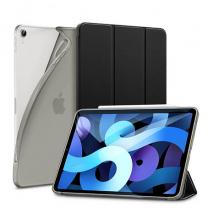 ESR Rebound Soft Shell Case and Smart Cover - iPad Air 2020 (4th Gen) | Black