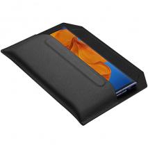 Huawei Envelope Leather Case - Huawei Mate XS | Black