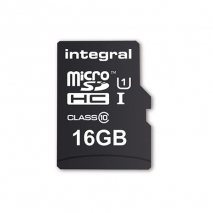 Integral Micro SD Card - 16GB