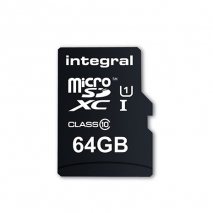 Integral Micro SD Card - 64GB