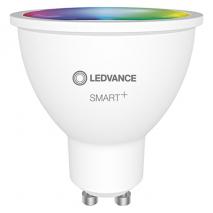 Ledvance Smart+ WiFi Spotlight Bulbs GU10 - Multicoloured 3 Pack