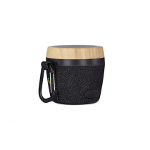 House of Marley Chant Mini - Signature Black - Back View