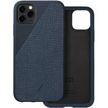 Native Union Clic Canvas Case - iPhone 11 Pro - Indigo