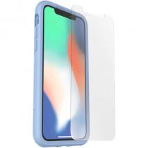 Otterbox Statement Slim Impact Case & Alpha Glass - iPhone X/XS | Blue