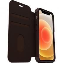 Otterbox Strada Leather Folio Case - iPhone 12 Mini | Espresso Brown