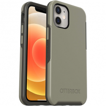 Otterbox Symmetry Impact Protection Case - iPhone 12 Mini | Earl Grey
