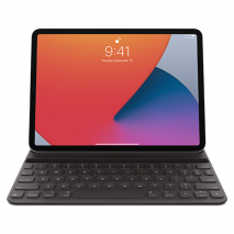 "Apple Smart Folio Keyboard U.S English - iPad Pro 3rd Gen 12.9"" | Black"