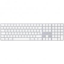Official Apple Magic Keyboard with Numeric Keypad | Silver  MQ052B/A