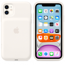 Official Apple Smart Battery Case - iPhone 11 | White