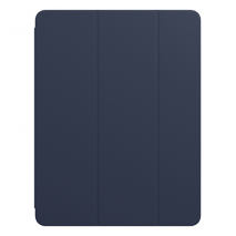 Official Apple Smart Folio Case - iPad Pro 12.9-inch (3rd & 4th Gen) - Deep Navy