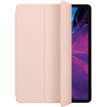 Official Apple Smart Folio Case - iPad Pro 12.9-inch (3rd & 4th Gen) - Pink Sand
