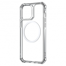 ESR Air Amor with HaloLock Hybrid Case - iPhone 13 - MagSafe Compatible | Clear