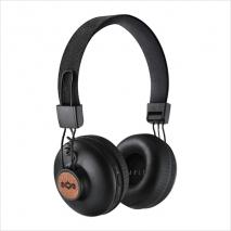 House Of Marley Positive Vibration 2 Wireless On-Ear Headphones | Signature Black