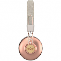 House Of Marley Positive Vibration 2 Wireless On-Ear Headphones | Copper