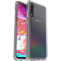 Otterbox Symmetry Series Impact Case - Galaxy A70 | Clear