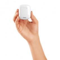 TTEC Airbeat Lite True Wireless Earphones | White