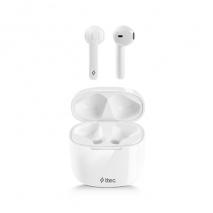 TTEC Airbeat Lite True Wireless Earphones | WhiteTTEC Airbeat Lite True Wireless Earphones | White