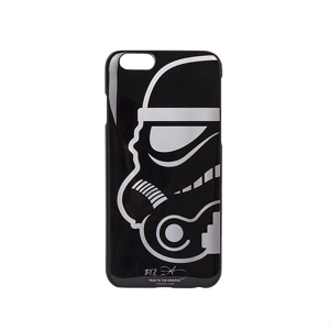 Iconic Stormtrooper Case - Black - iPhone 6/6s