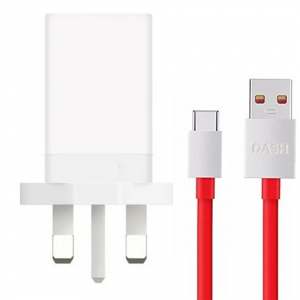 Official OnePlus 4A Fast Charger with USB-C Cable