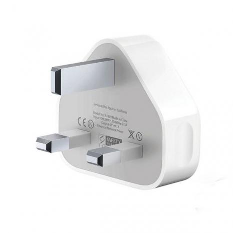 Genuine Apple 30-pin charger | UK Plug