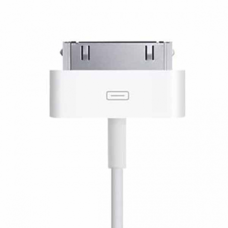 Genuine Apple 30-pin to USB cable | 30 pin connector