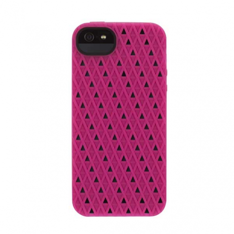 Griffin Flexigrip Case For iPhone 5/5S Pink