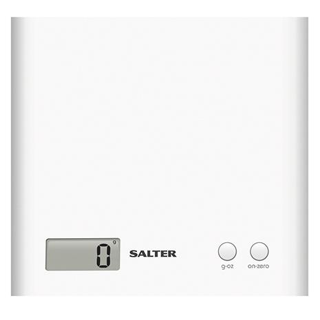 Salter Kitchen Scales White