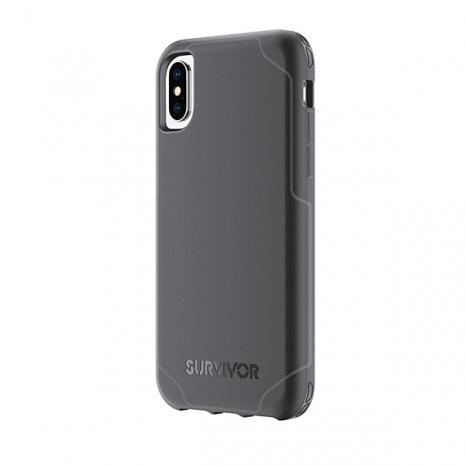 Griffin Survivor Case - Black - iPhone X