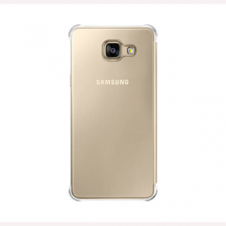 Samsung Galaxy clear view case back