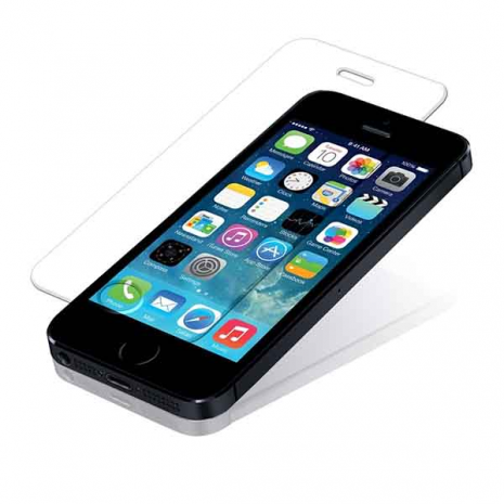 Tempered Glass Screen Protector - Apple iPhone 5/5S/SE