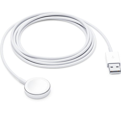 Official Apple Watch Magnetic Charging Cable - 2m