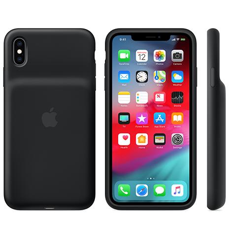 Apple Smart Battery Case - iPhone XS Max - Black