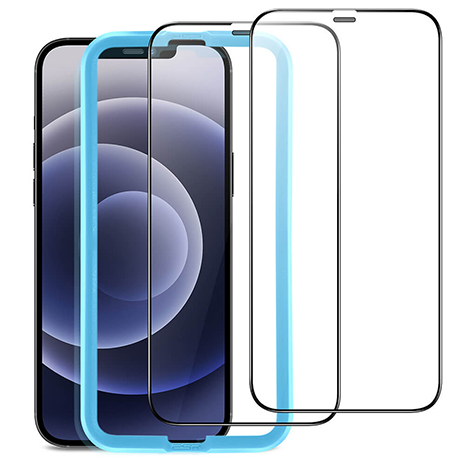 ESR Tempered Glass Screen Protector (2 Pack) - iPhone 12 Pro Max