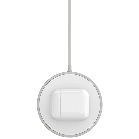 Mophie AirPods Charger - White