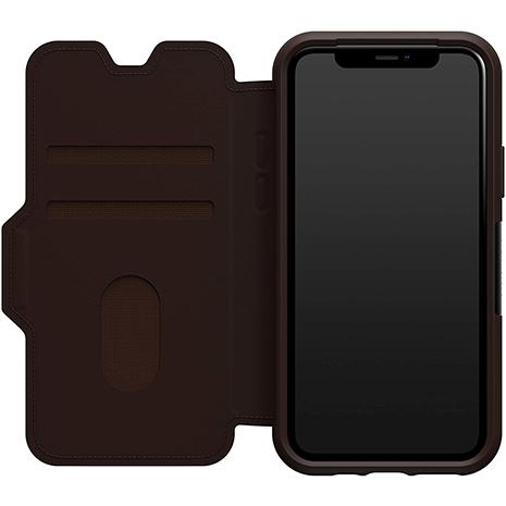 Otterbox Strada Leather Folio Case - iPhone 11 Pro | Espresso Brown