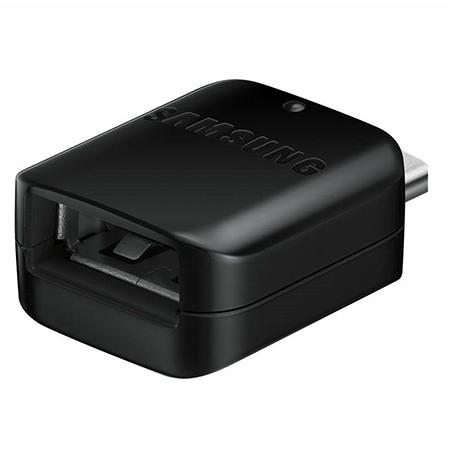 Samsung USB-A to USB-C adapter - Black