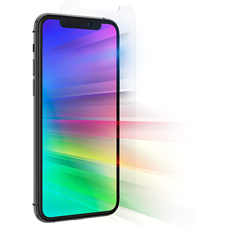 Zagg Glass Elite Visionguard+ Screen Protector - iPhone 11 Pro/X/XS