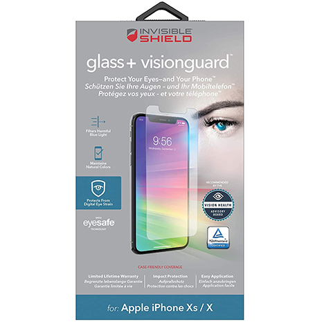 Zagg VisionGuard Glass protector