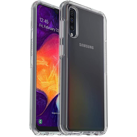 Otterbox Symmetry Series Impact Case - Galaxy A50   Clear