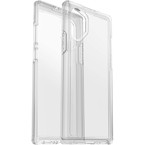 Otterbox Symmetry Series Impact Case - Galaxy Note 10 Plus   Clear