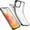 ESR Halo Slim Soft Case Cover   iPhone 12 & 12 Pro   Clear/Black