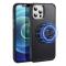 ESR Metro Vegan Leather Case - MagSafe Compatible - iPhone 12 Pro Max   Black